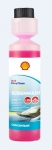 Shell summer screenwash 250ml superconcentrate